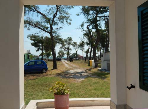 Case sul mare a Vieste