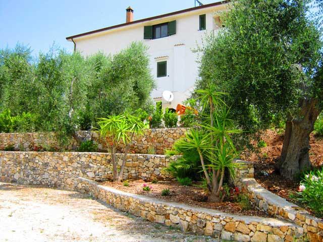 Villa in località Molinella